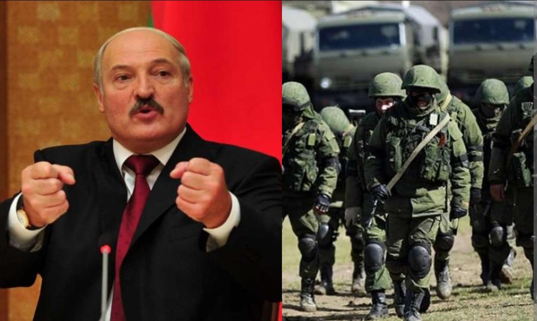 Український сценарій не пройде! Лукашенко дав команду вивести ...